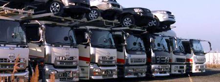 車両紹介 - TRUCKS -